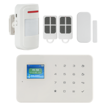 Kit alarma wireless cu GSM Kerui KR-G18