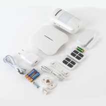 Kit alarma wireless cu WI-FI si PSTN Kerui KR-W1