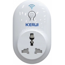 Priza inteligenta standalone wireless Kerui KR-S72 cu WiFi