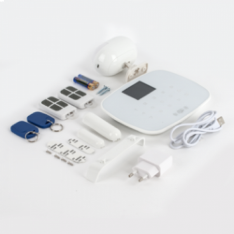 Kit alarma wireless cu GSM Kerui KR-G19