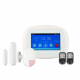 Kit alarma wireless cu Touchscreen, WI-FI si WCDMA Kerui KR-K5